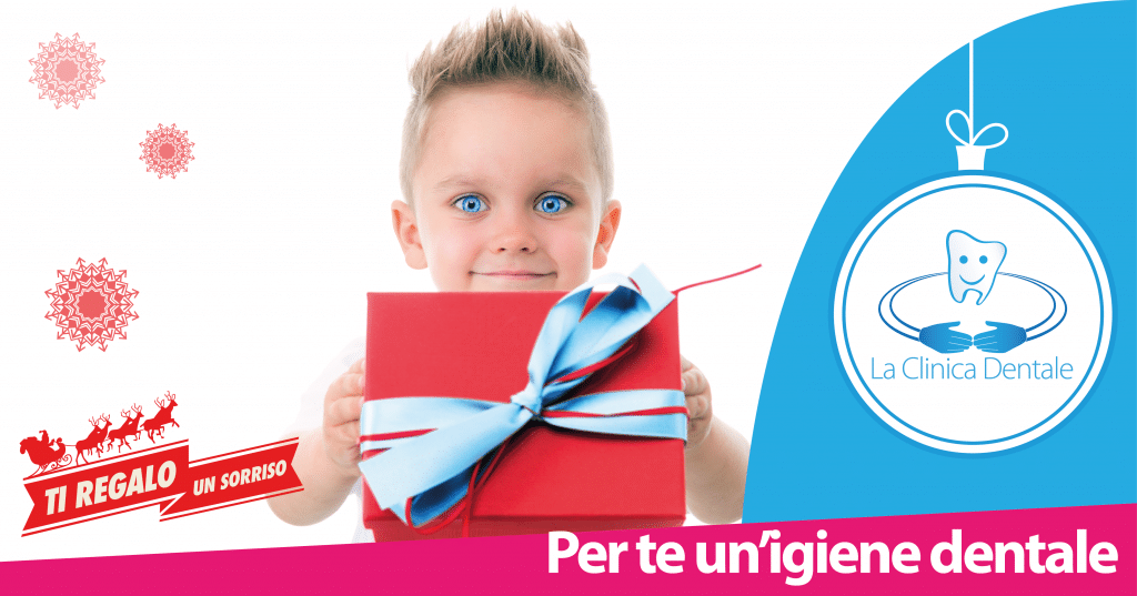 Promo Natale La Clinica Dentale Gallarate