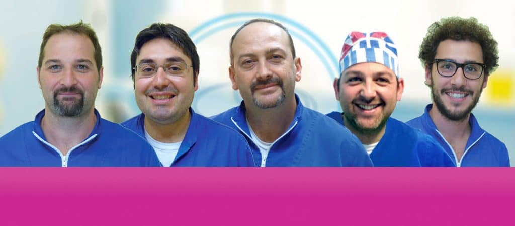 Staff Dottori La Clinica Dentale srl Gallarate