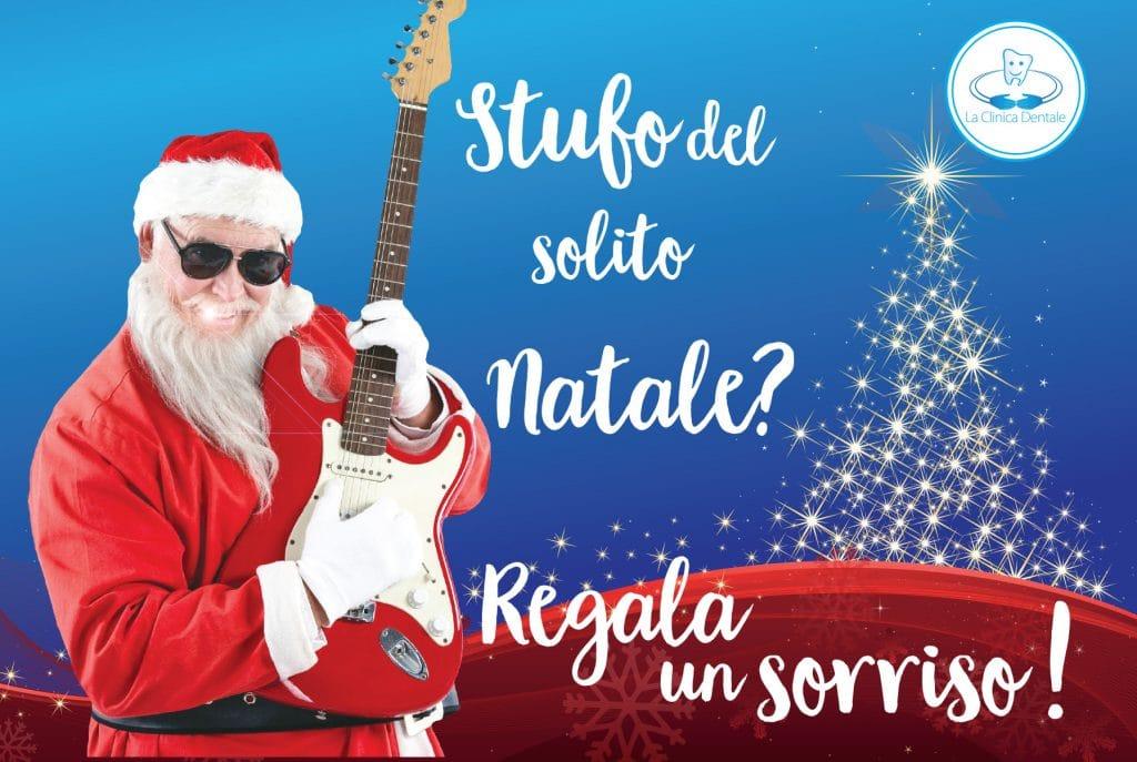 La Clinica Dentale Srl - Gallarate - promozione di Natale: Regala un sorriso